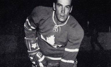 50 Years Ago in Hockey - Olmstead to Coach Rangers?