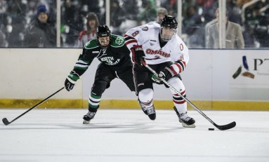 NCHC Hockey: North Dakota and Omaha Lead the Way