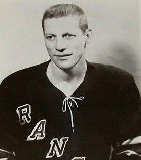 Ken Schinkel, New York Rangers