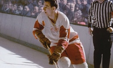 50 Years Ago in Hockey: Six Points For Norm Ullman