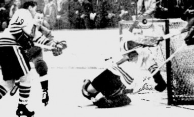 50 Years Ago in Hockey - Hawks, Wings Relax Between Games