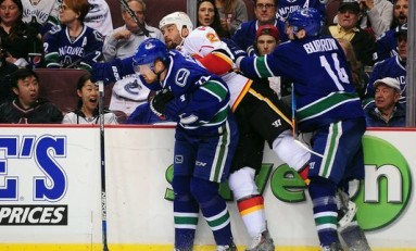 History Shows Hartley Picks Fights With Canucks