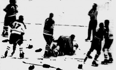 50 Years Ago in Hockey - Hustling Hawks Force Seventh Game
