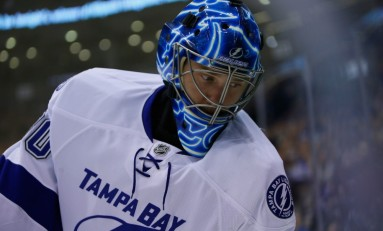 Ben Bishop Leading the Way in Goalie Innovations