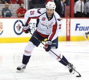 Brooks Laich Capitals