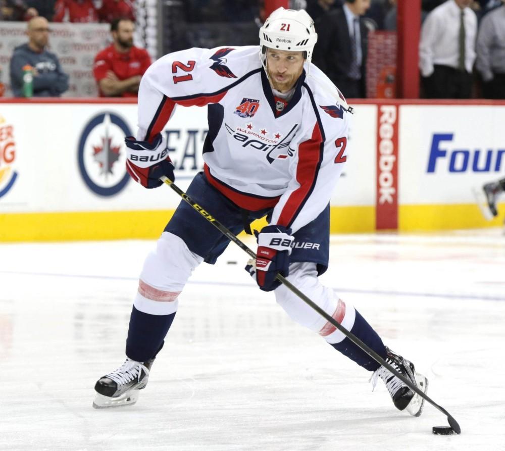 Brooks Laich, Washington Capitals, NHL, Milestones