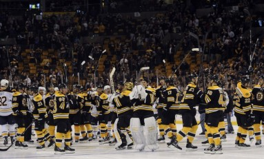 Critical Five-Game Homestand Awaits The Boston Bruins