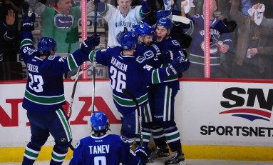 How the Canucks Built Themselves a Prospect Haven