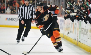 Hockey Headlines: Barrie Suspended; Ducks Get First Win