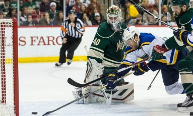Wild Need Quality Goalie Behind Dubnyk