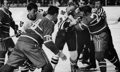 50 Years Ago in Hockey - Homer Series Back to Chi-town