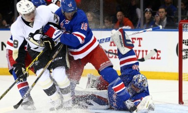 Troubling Signs from the Rangers