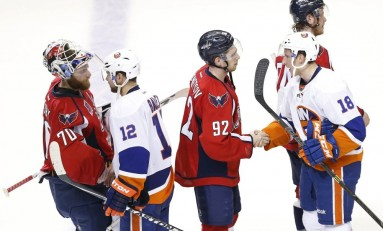 Analyzing the Capitals' Destruction of the Islanders in Game 7
