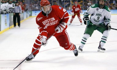 Is Jack Eichel Returning to BU?