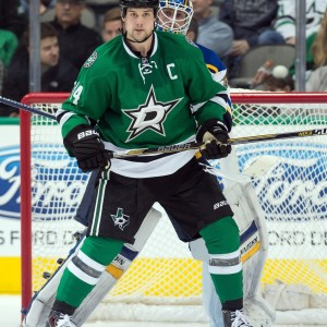 Jamie Benn signed an eight-year, $76 million contract with the Stars on July 15. (Jerome Miron-USA TODAY Sports)