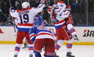 Capitals Stun Rangers: What We Learned From Game 1