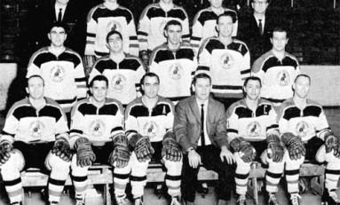 Long Island's 1st Hockey Championship, 50 Years Later