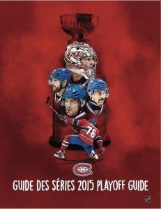 2014-15 Playoff Guide - Montreal Canadiens
