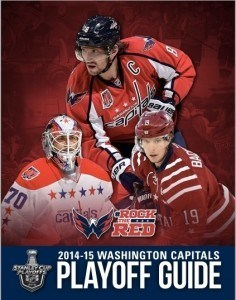 Washington Capitals 2015 Playoffs Guide