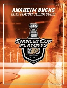 Anaheim Ducks Playoff Guide