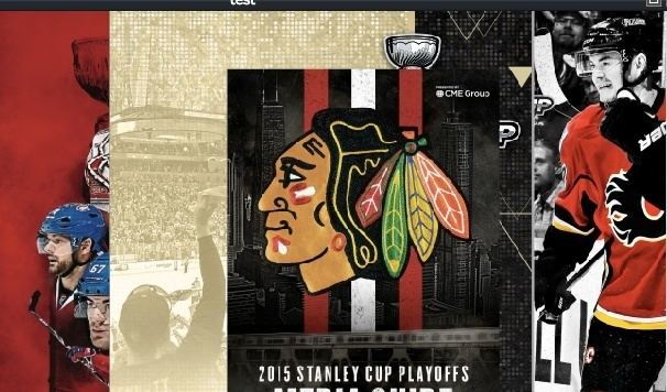 NHL 2014-15 Playoff Guides