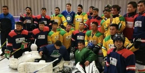 India's National Ice Hockey Team