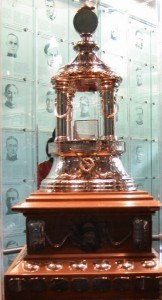Wikipedia Commons - Vezina Trophy