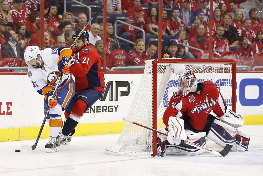 Philipp Grubauer, Washington Capitals, NHL, Fantasy Hockey
