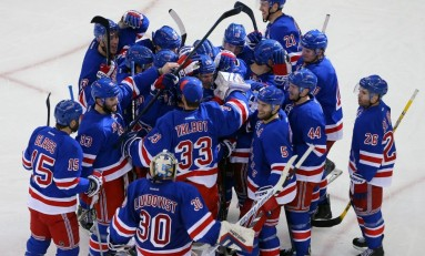 Rangers Rewarded with Rest and Recovery