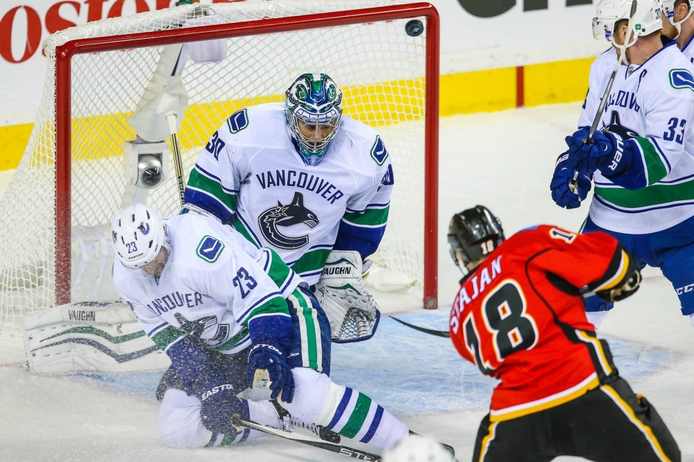 Ryan Miller, NHL, Vancouver Canucks, Milestones
