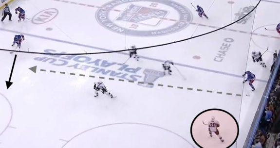Stepan Goal Overhead 2