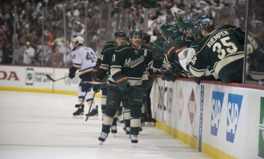 Zach Parise Talks Playoffs, Offseason and Chocolate Milk
