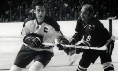 50 Years Ago in Hockey - Habs Work While Hawks Rest