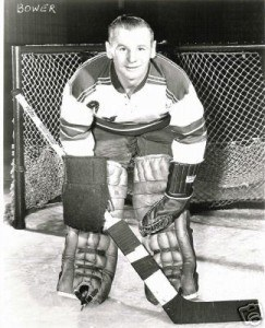Phil Watson wanted keep Johnny Bower with the Rangers.