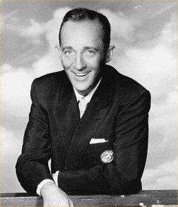 Bing Crosby: investing in proposed San Francisco NHL team?