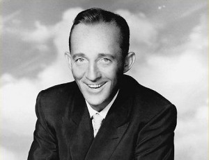 Bing Crosby is the major investor in a San Francisco application.