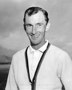 DMSO also worked for golfer Gardner Dickinson.