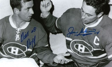 50 Years Ago in Hockey - Habs Blank Hawks