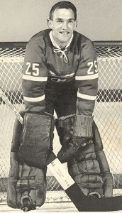 Charley Hodge: Habs had high hopes for him,