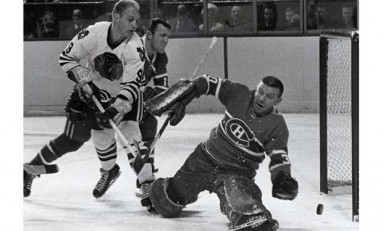 50 Years Ago in Hockey: Worsley Blanks Hawks and Hull