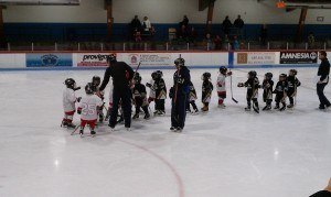 Children's hockey Age 7