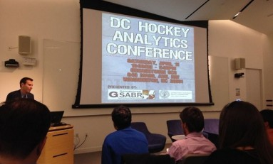 Nerdin' It Out: Observations from the DC Hockey Analytics Conference