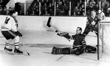 50 Years Ago in Hockey: Leafs Down to One Goalie – Again