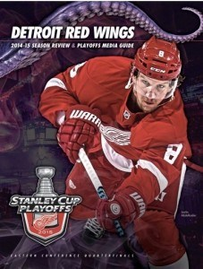 2015 Playoff Guide - Detroit Red Wings
