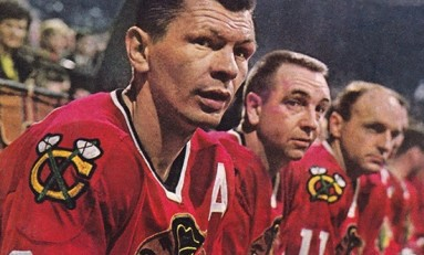 50 Years Ago in Hockey - Walking Wounded Lift Hawks