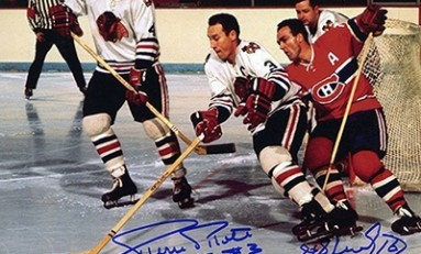 50 Years Ago in Hockey - Habs Draw First Blood