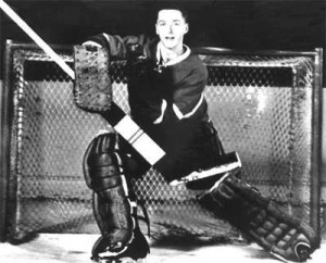 Ernie Wakely has been called up to be Gump Worsley's backup.