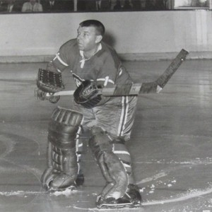 Gump Worsley wins his first Vezina Trophy.