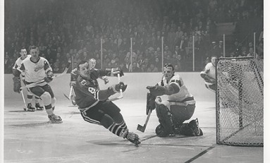 50 Years Ago in Hockey - Murray Balfour Succumbs to Cancer