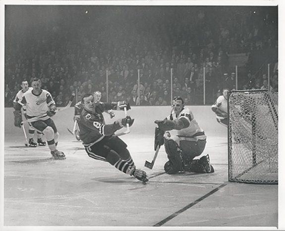 best goaltenders - Terry Sawchuk in the 1963
